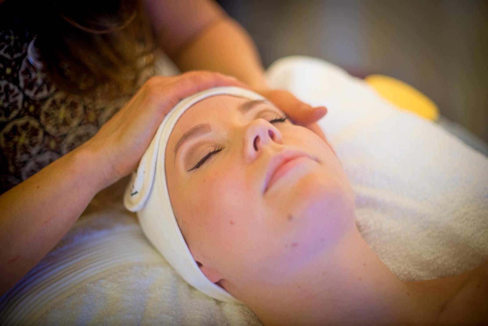 bäst massage djup hals